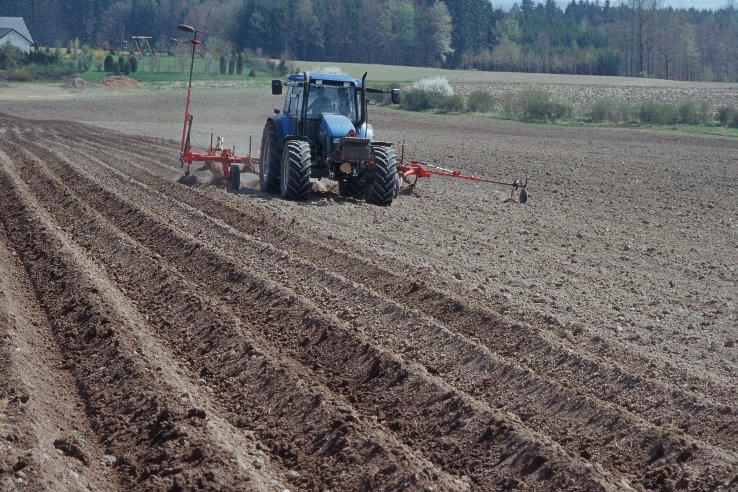More organic agricultural land for Denmark.